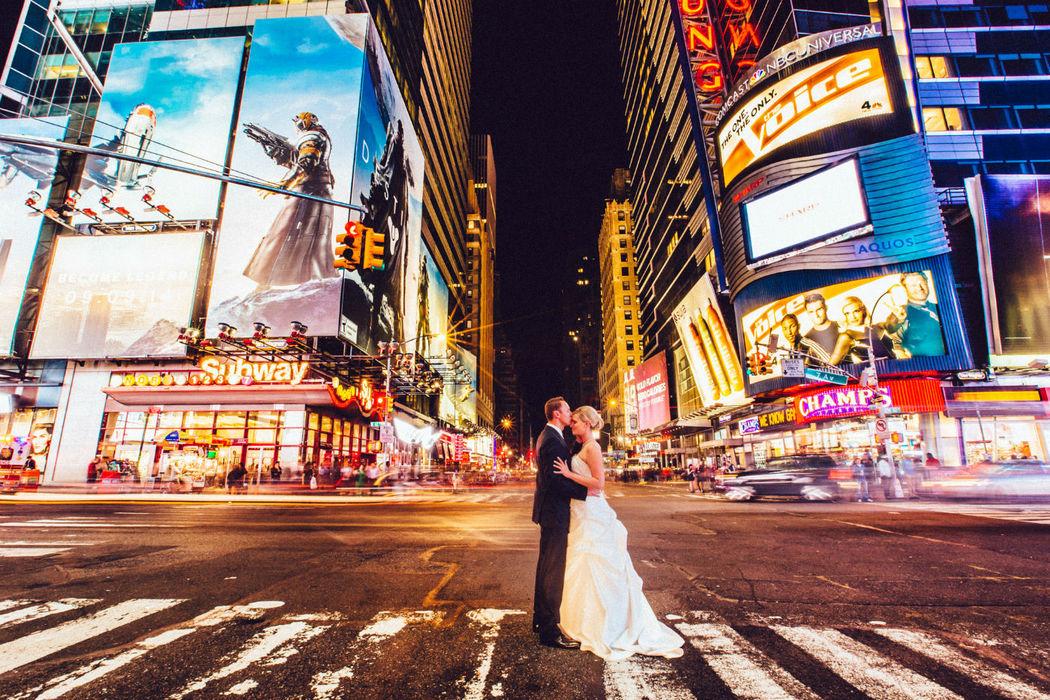 Beispiel: Hochzeitsportrait, Foto:  International Wedding.
