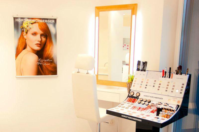Beispiel: Persönliche Beratung für das Braut-Make-up, Foto: Jasmin Haberl cosmetics.