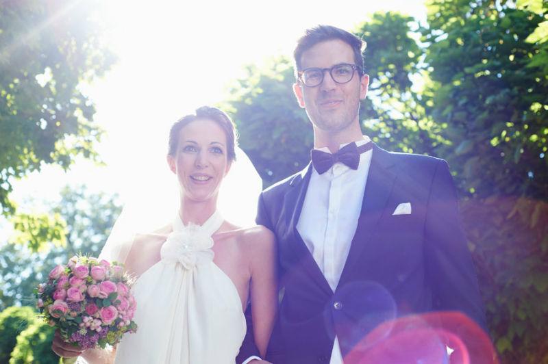 Beispiel: Hochzeitsfotografie, Foto: Katinka Stone.
