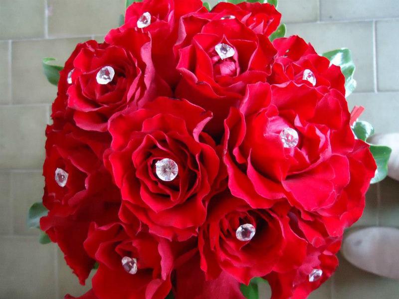 Foto: Florista Célia