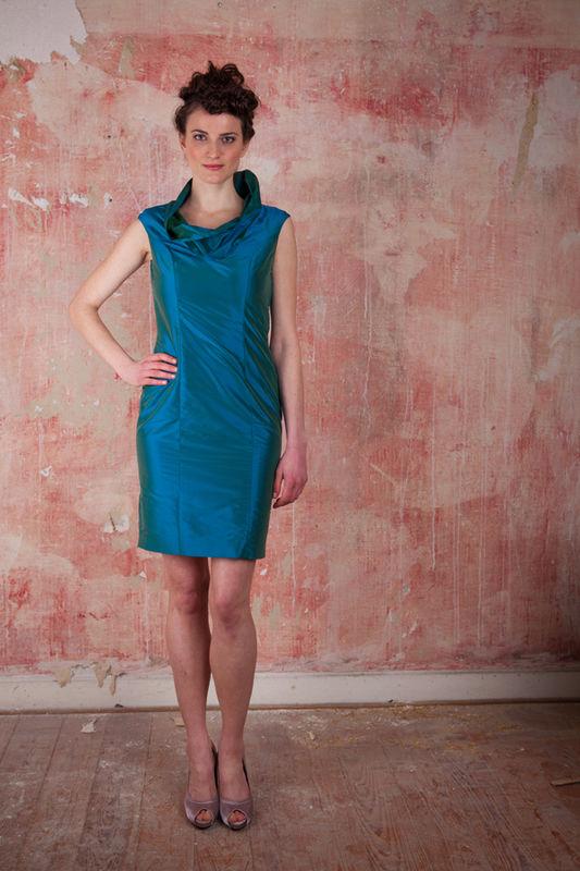 Beispiel: Mode in liebevoller Handarbeit, Foto: cees.fashion.