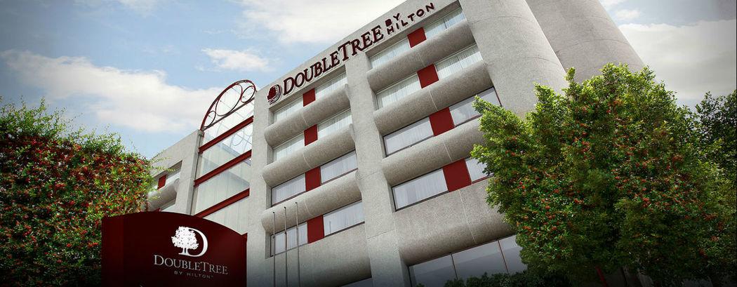Hotel Double Tree by Hilton en la Ciudad de México.