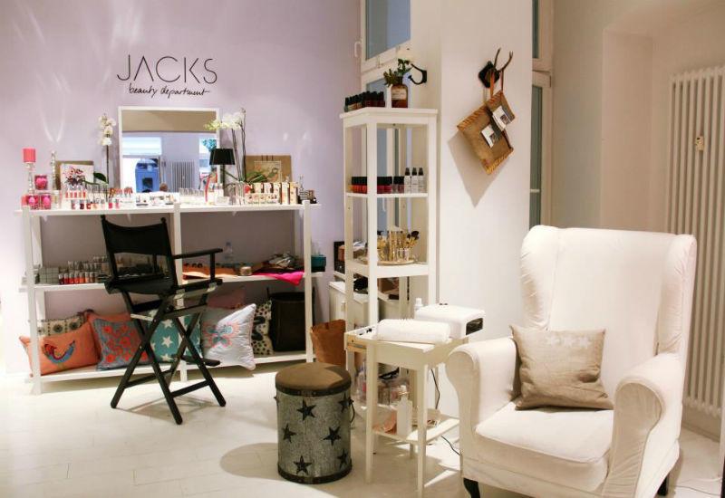 Beispiel: Ihr Schönheitsstudio in Berlin Foto: JACKS Beauty Department.