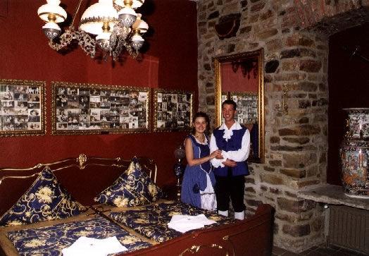 Beispiel: Suite, Foto: Rittergut Haus Laer.