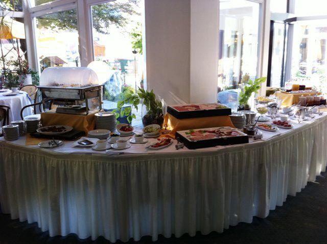 Beispiel: Buffet, Foto: AKZENT Hotel Höltje.