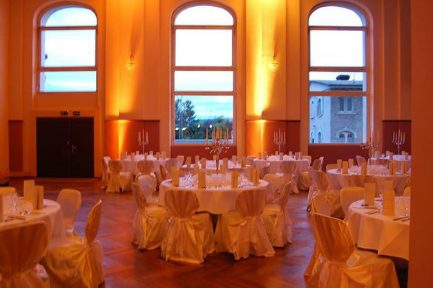 Beispiel: Hochzeits-Bankett, Foto: Scheffelhof Radolfzell.