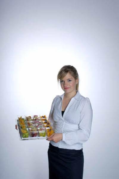 Beispiel: Kompetenter und freundlicher Service, Foto: Best Catering.com.