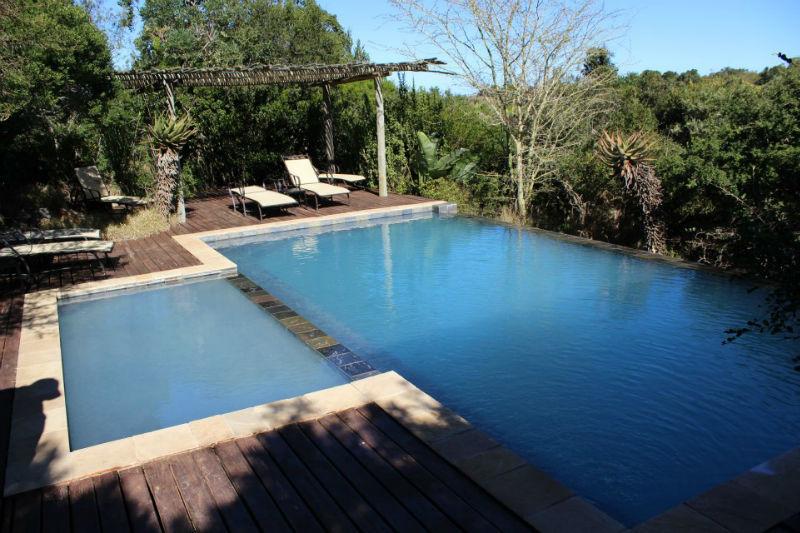 Beispiel: Flitterwochen mit Luxus, Foto: Madiba.de.