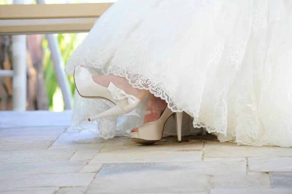 Marianna Machado Sapatos de Noivas. Foto: Paulo Yang.