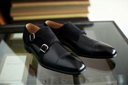 Beispiel: Passende Schuhe zu Ihren Hochzeitsanzug, Foto: Lewin.