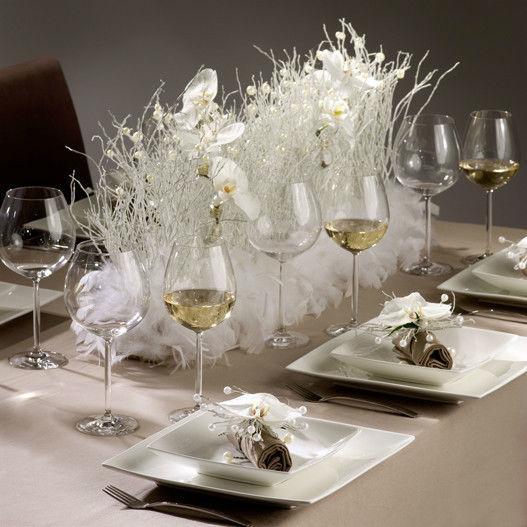 Beispiel: Elegante Dekoration, Foto: BLUMEN STRAUB.