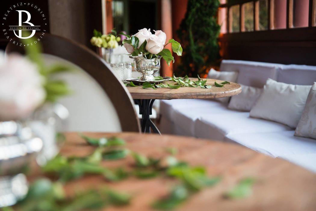 Wedding- Detalhe: lounges