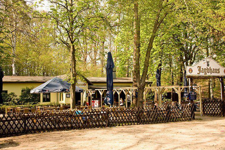 Beispiel: Restaurant mit Biergarten, Foto: Jagdhaus Spandau.