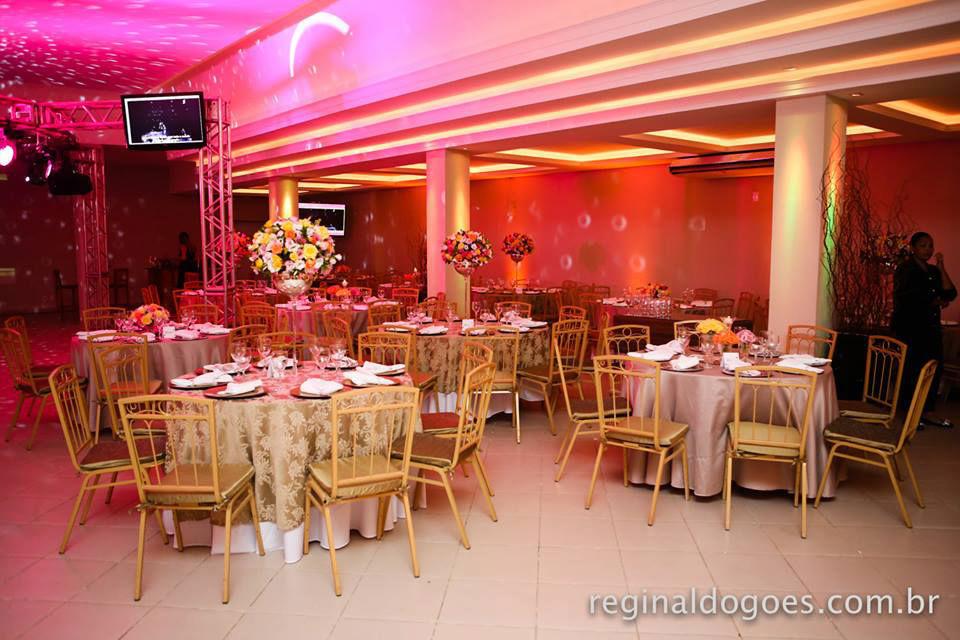 Buffet Mariza Abud. Foto: Reginaldo Goes