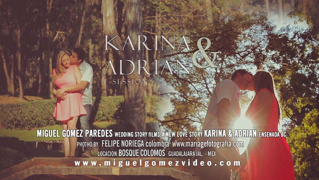 Karina & Adrian Bosque Colomos Guadalajara