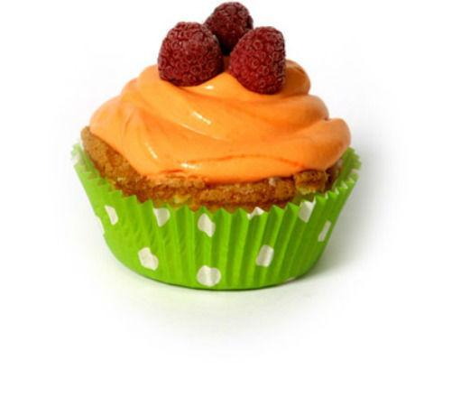 Beispiel: Cupcake, Foto: Royal Cupcakes.