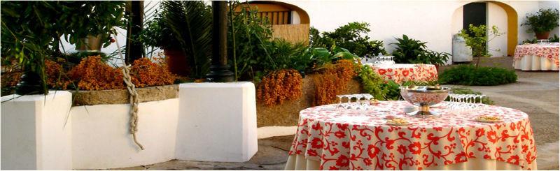 Patio Hacienda La Vara