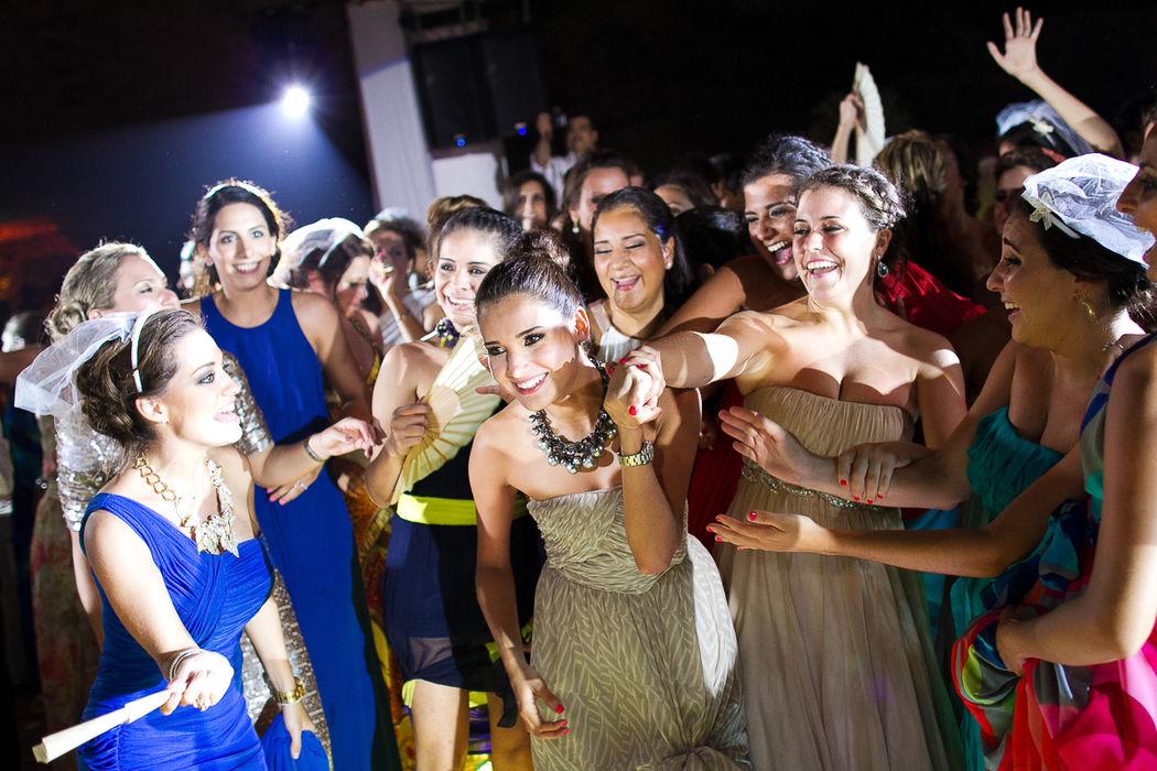 Fotos de boda en Xcaret, Riviera Maya