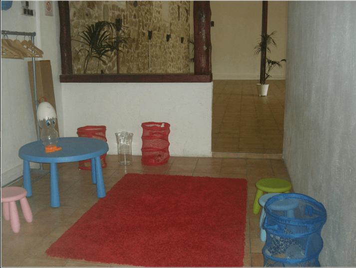 Espace dédié aux enfants - La Meduse