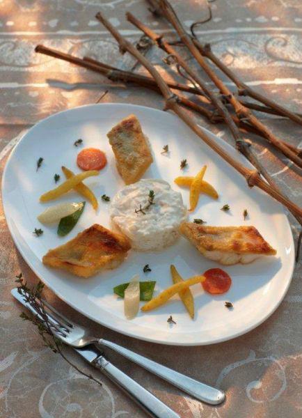 Beispiel: Kulinarische Köstlichkeiten, Foto: Hotel-Restaurant Zum Fröhlichen Landmann.