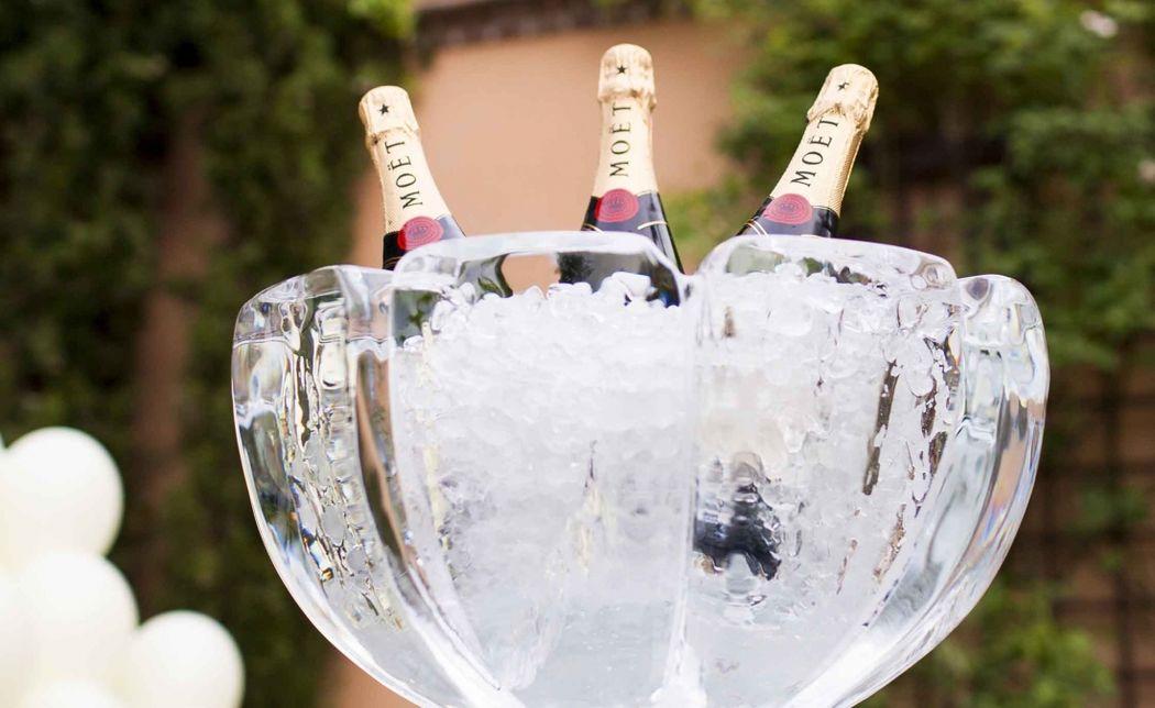 Estacion de champagne