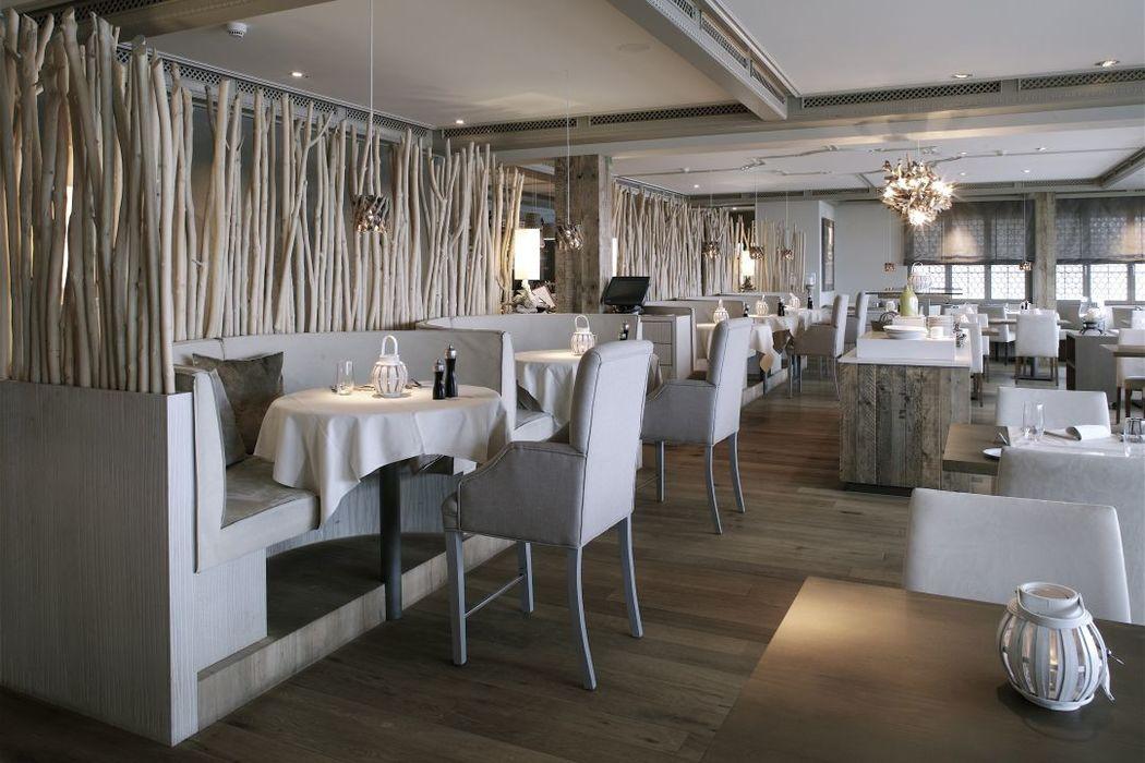 Beispiel: Restaurant, Foto: Seerose Resort & Spa.