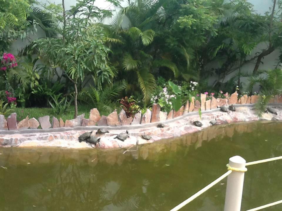 Bon Jesus Hotel ubicado en Veracruz