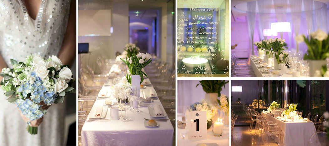 Modern and Chic Wedding by The Wedding Company