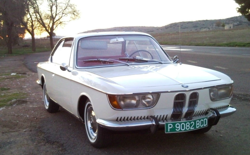 BMW 2000 CSA