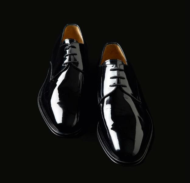Beispiel: Accessoires und Schuhe für den Mann, Foto: ANZUGKULTUR.