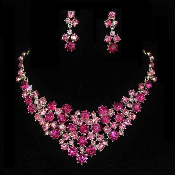 Parure de bijoux Paradis - Bijoux de Mariage