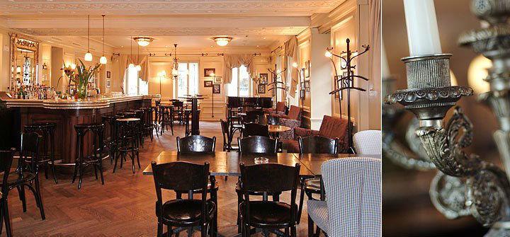 Beispiel: Die Bar, Foto: Hotel Bären Langenthal.