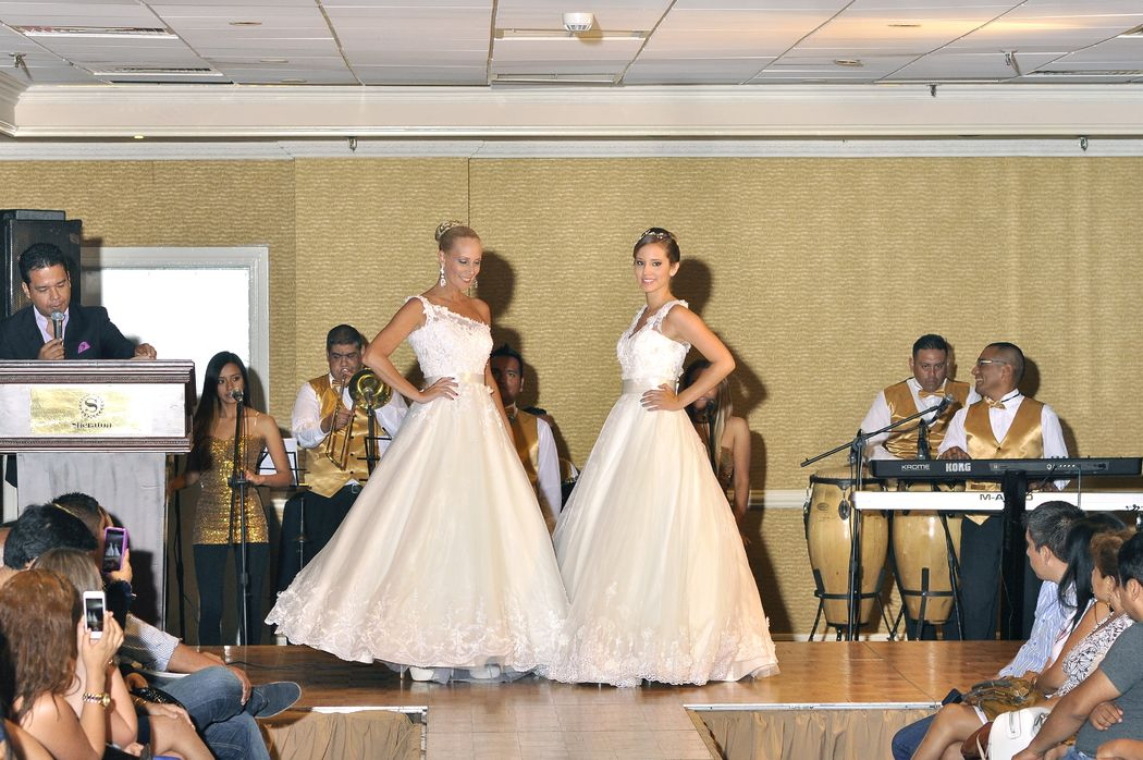 Si eres de las novias que te gustaria lucir el glamour ,visitanos te probaremos opciones de vestidos con variedad de corte y estilos