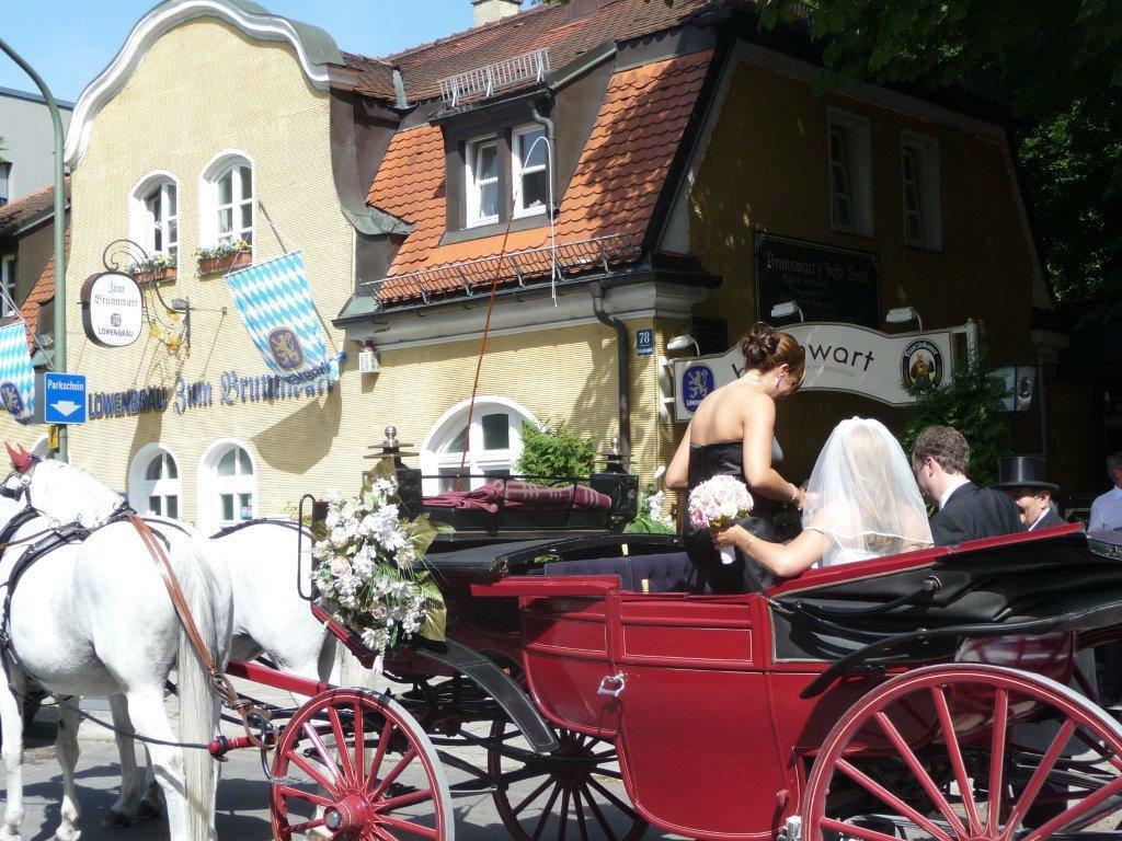 Beispiel: Kutsche, Foto: Zum Brunnwart.