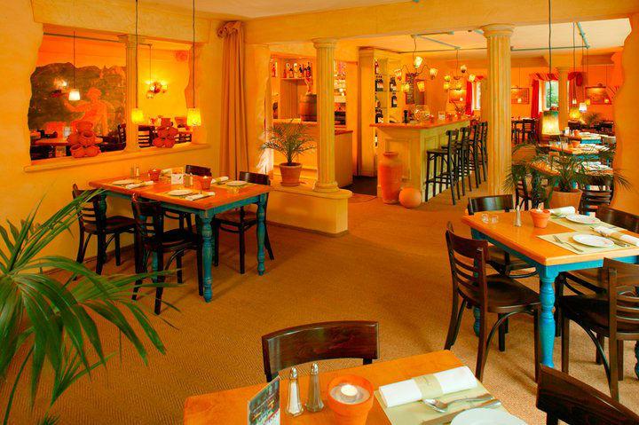 Beispiel: Restaurant, Foto: Hotel Munte.