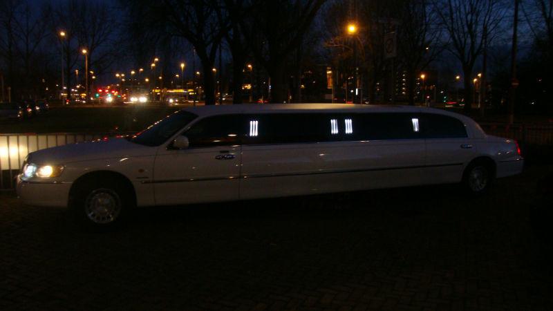 1st Limousine verhuur