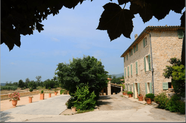 Jardins et Terrasse - Château des Selves