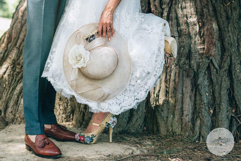 Beispiel: Persönliche Hochzeitsreportage, Foto: Kreativ Wedding.