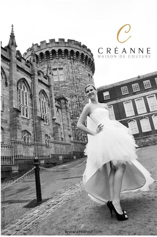 CréAnne Maison de Couture. Robes de mariée uniques et personnalisées. Nancy -  France. www.creanne.com