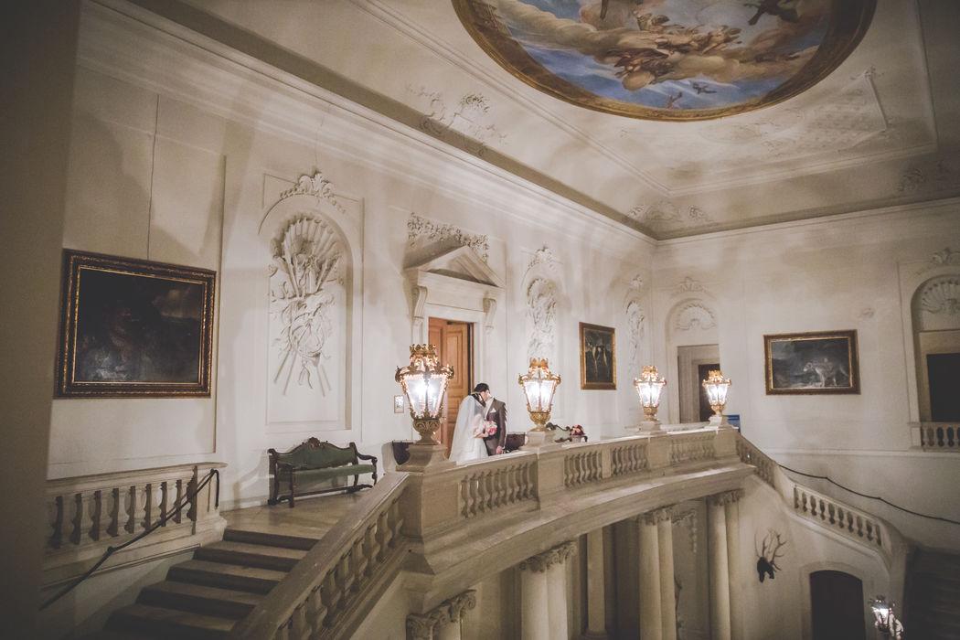 Beispiel: Schloss Location Foto: wedding AGENCY