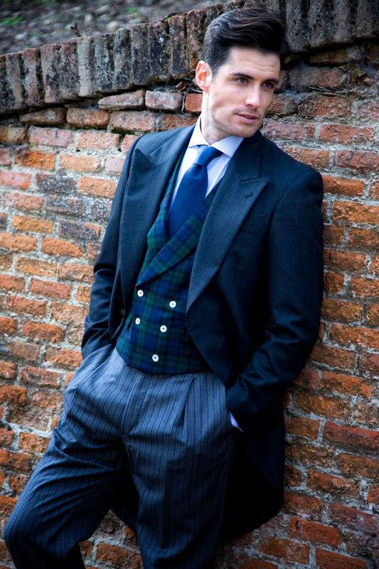 The gentleman.