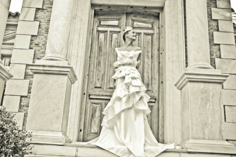 Colección Choice of Hope http://www.ornellagallodifortuna.com/bridal-bespoke/