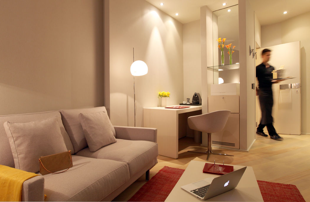 Hotel Cram - Suite