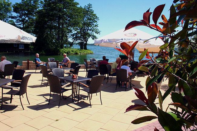 Beispiel: Sommergarten - Terrasse, Foto: Seewarte.