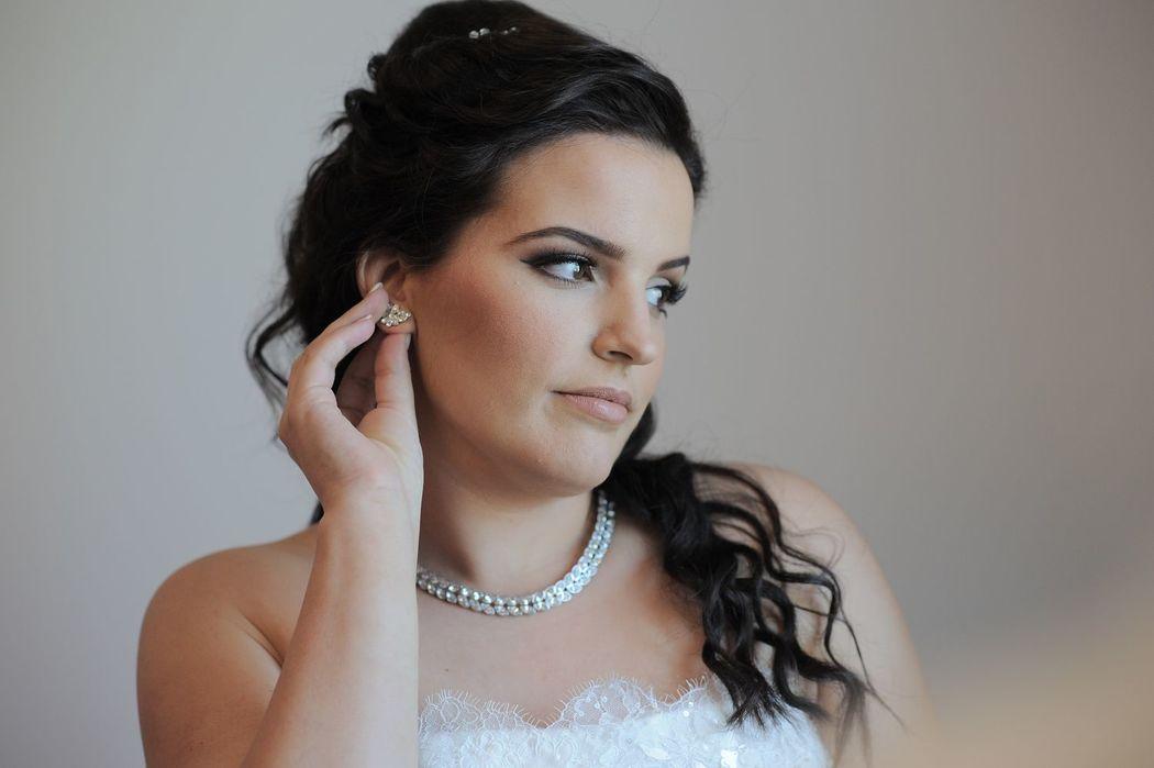 Noiva - Fotografia por Alberto Alves Imastudio