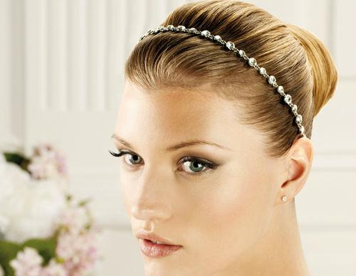 Beispiel: Haarreifen, Foto: La Passion Accessoires.