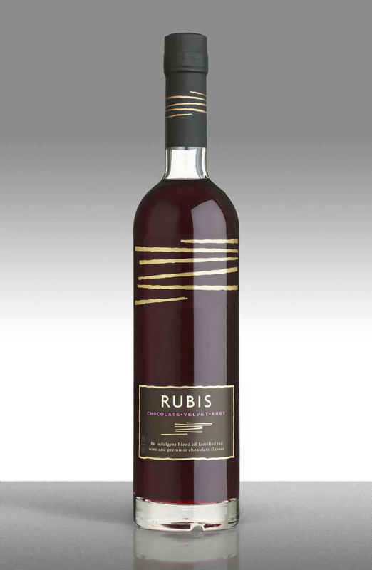 Czekoladowe wino Rubis