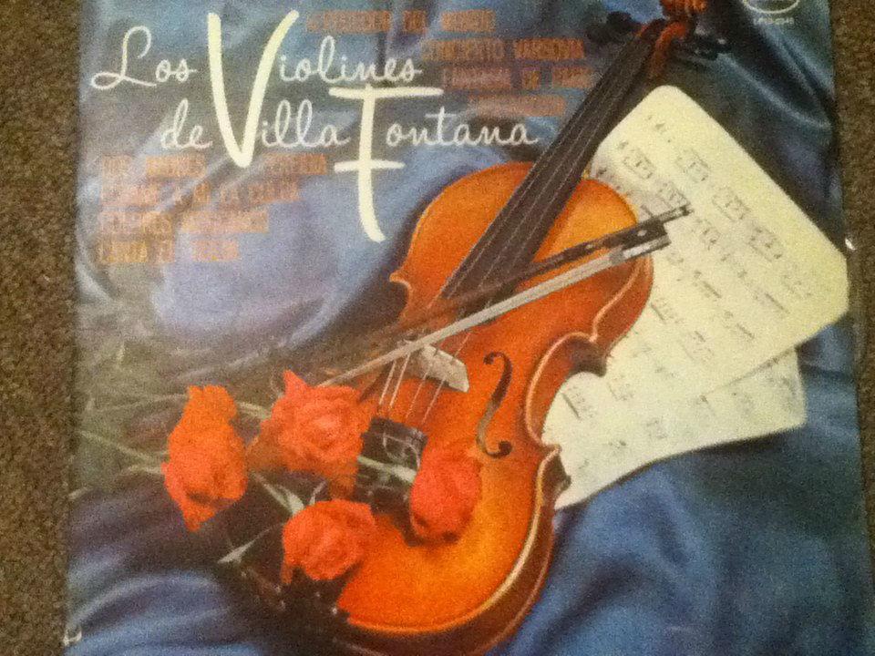 Violines de Villafontana