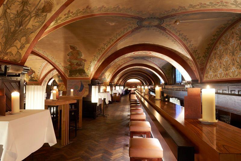 Kornhaus Galerie Bar und Lounge
