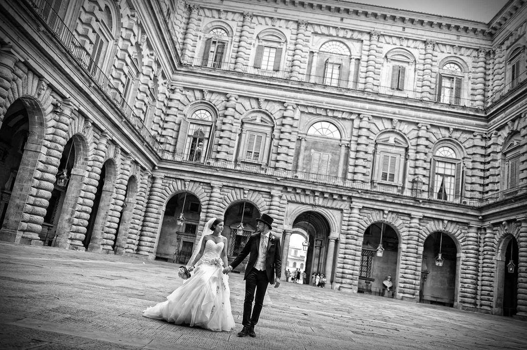 Palazzo Pitti...